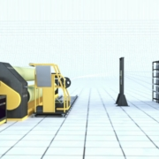 FRP Pipes Production Line