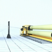 FRP Pipes manufacturing equipment