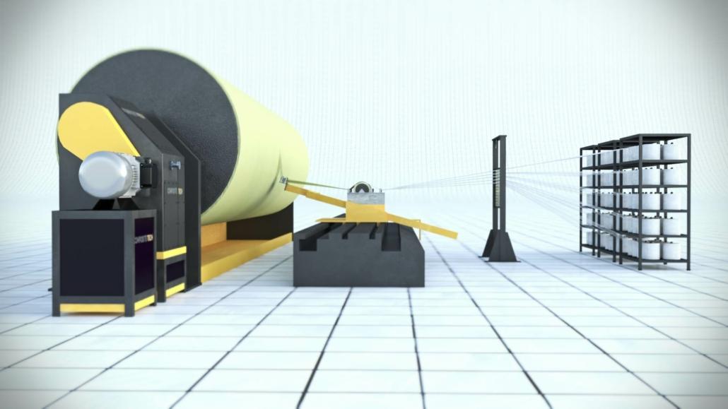 FRP Tank Production Line
