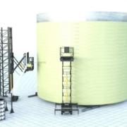 FRP Composite Silo Production Line